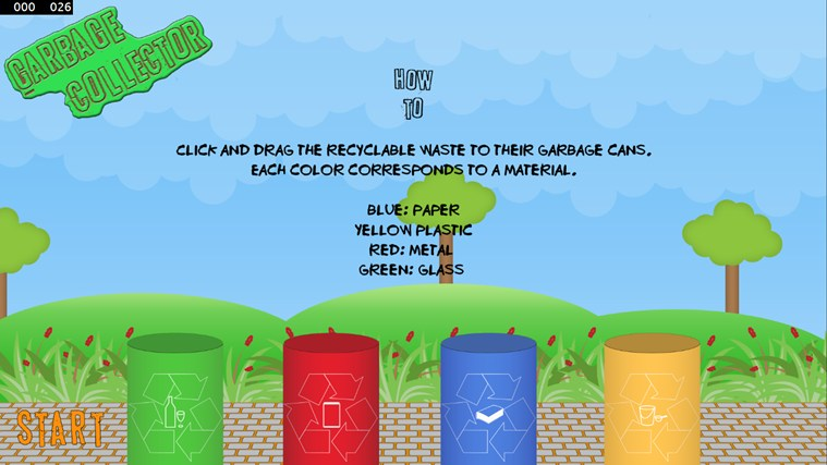 The history of recycling in ontario haltonrecycles have the world through a trash receptacle collection day in the