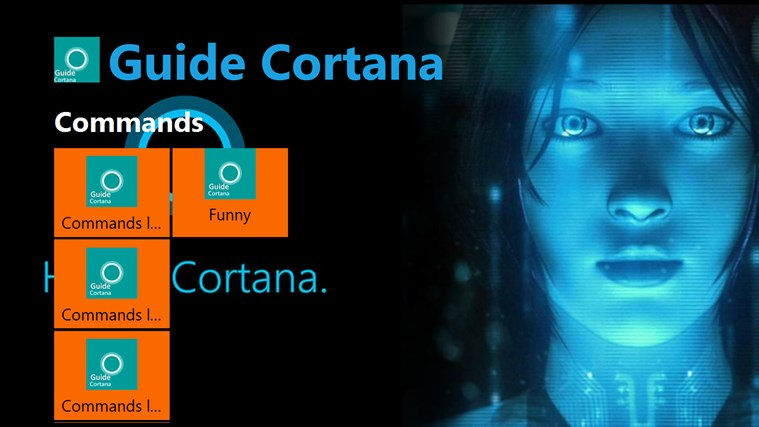 guide cortana for windows 8 and 8 1