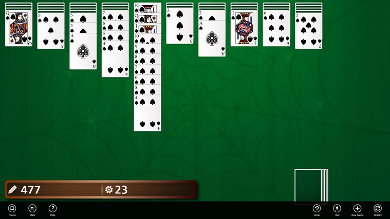 how to find solitaire on windows 8