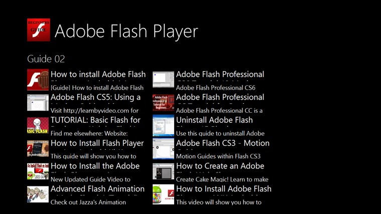 Adobe Flash Player 10 - download.cnet.com