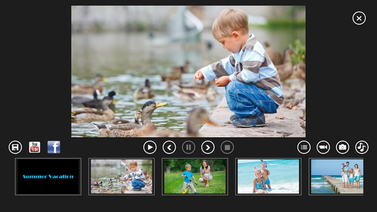 how to make a photo collage and upload on facebook
