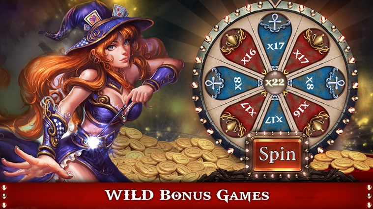 All free slots games with Scatter Symbols - 8