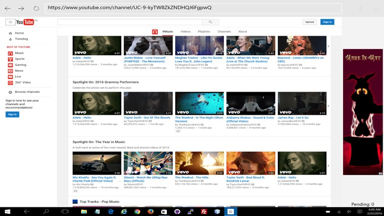 how to download youtube app on windows 8