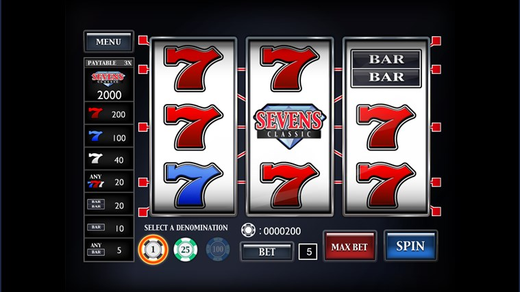 Ice Cap Sevens Classic Slots For Windows 8 And 8 1