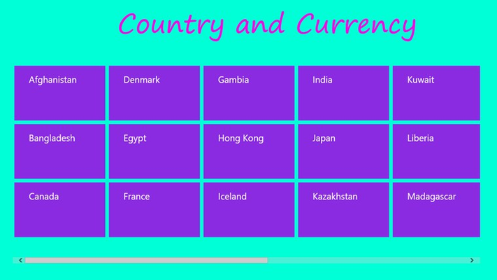 world currency list with symbol pdf