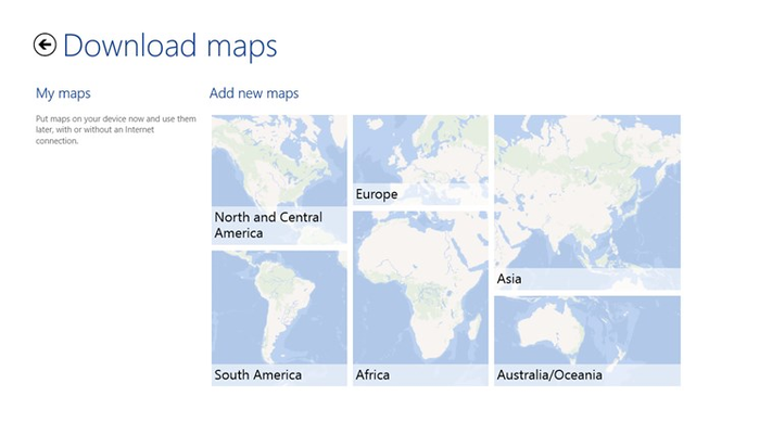 here maps windows 8 download