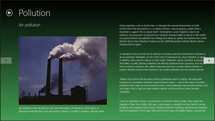 essay on pollution and types of pollution Polluted water or garbage in the water bodies is a type of pollutionin other words , pollution means a sudden change in the environment due to emission of.