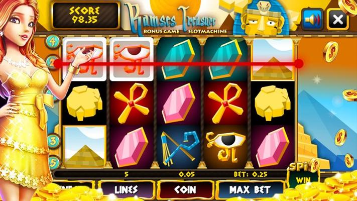 Betway slot games