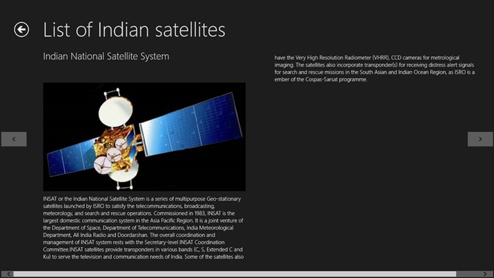 Famous Satellites In India For Windows 8 And 8 1