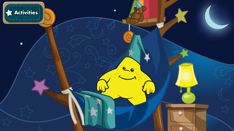 Sprout S Good Night Star For Windows 8 And 8 1