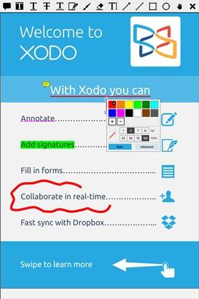 xodo docs