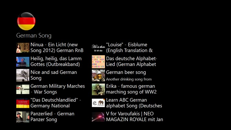 Germany Lovers Guardian for Windows 8 and 8 1