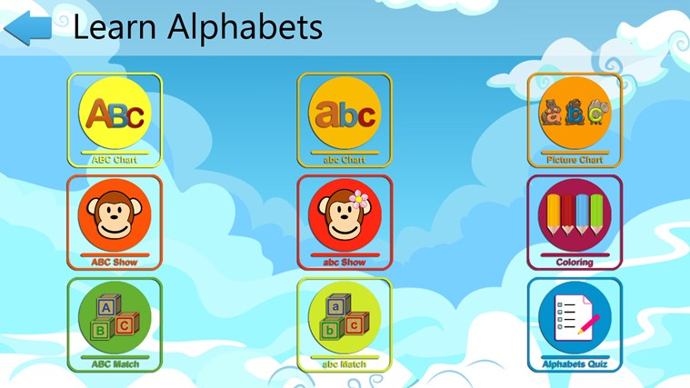 ABC 123 for Windows 8 and 8.1