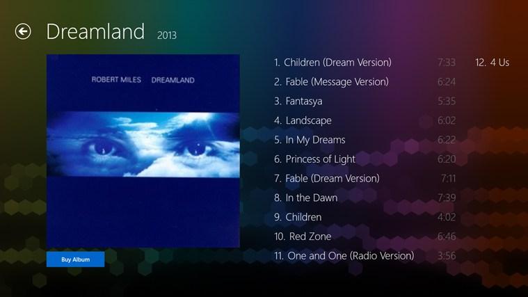 robert miles dreamland full album