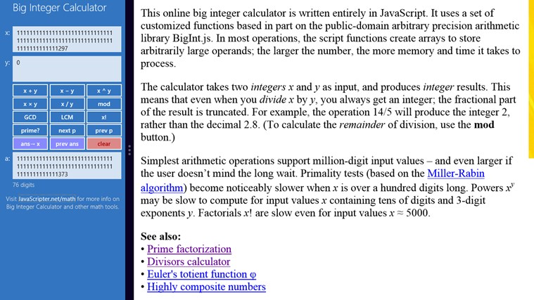 How to use the random function of the scientific calculator.