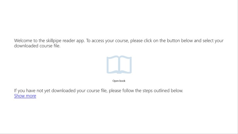 skillpipe for Windows 8 and 8 1