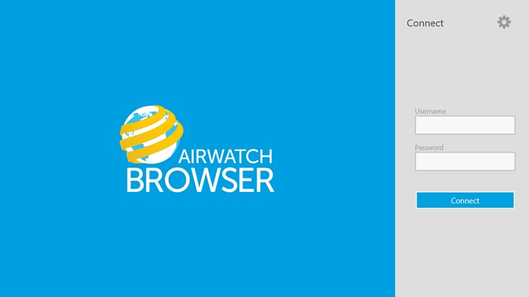 VMware AirWatch® Browser™ for Windows 8 and 8 1