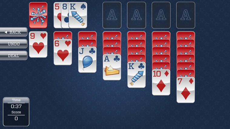 24 7 solitaire for windows 8 and 8 1