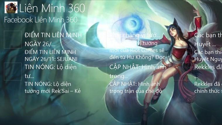 Liên Minh 360
