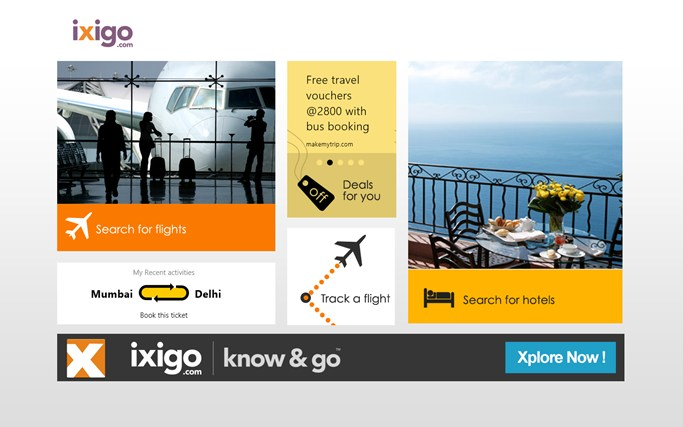 iXiGO Travel for Windows 8 and 8 1