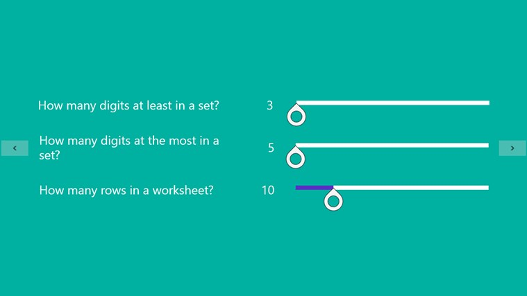 Adding Commas Worksheet for Windows 8 and 8.1