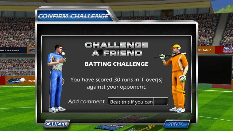 World Cricket Championship Pro for Windows 8 and 8 1