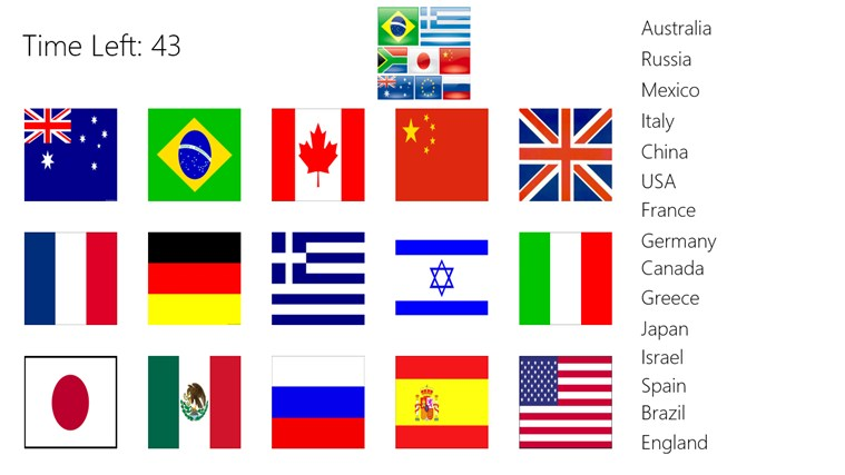United Nations Flags With Names Country Flag Ma...