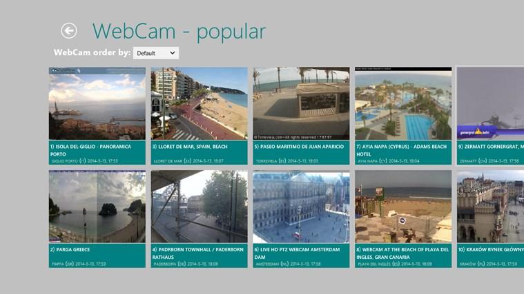 parga live webcam