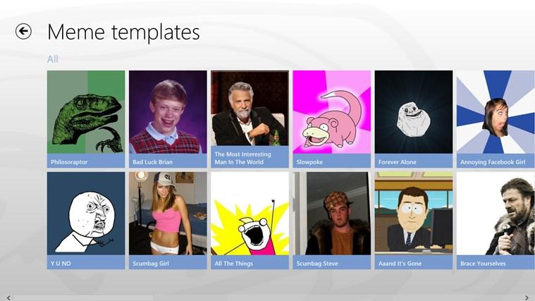 Meme Maker For Windows 8 And 8 1