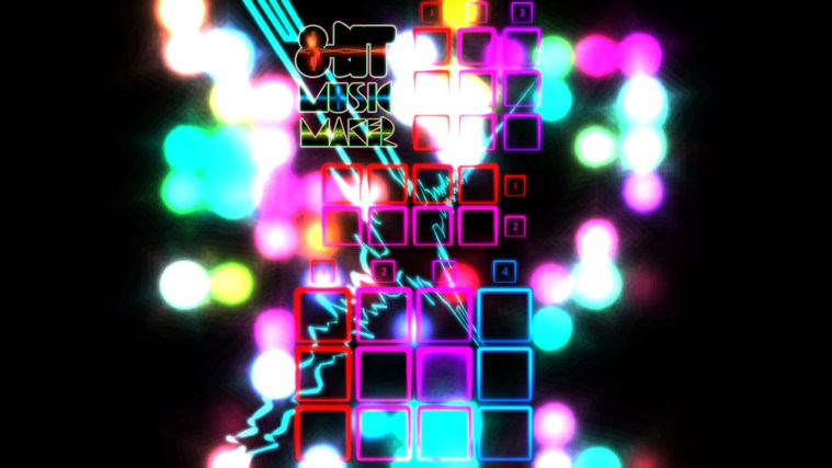 8-Bit Music Maker for Windows 8 and 8 1