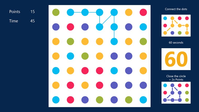 49 Dots For Windows 8 And 8.1