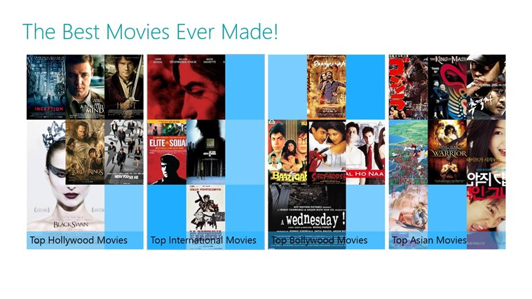 The Best Movies Ever Made For Windows 8 And 81-1396