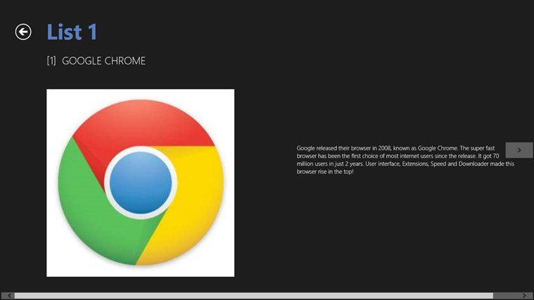 Top 10 web Browsers for Windows 8 and 8 1