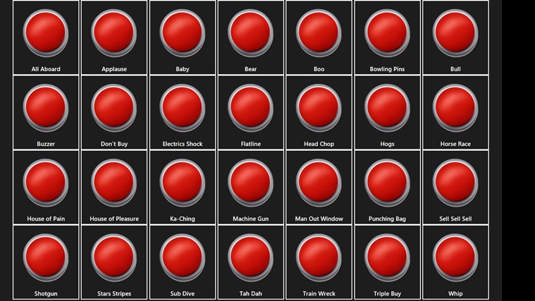 Soundboard: Mad Money for Windows 8 and 8 1