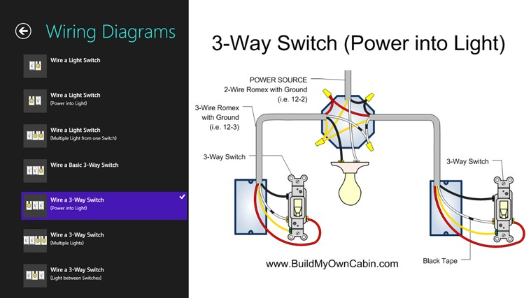 Electric toolkit for windows 8 and 81 3 way switch power into light wiring diagram swarovskicordoba Gallery