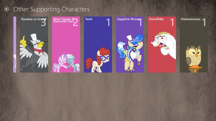 My Little Pony Soundboard for Windows 8 and 8 1