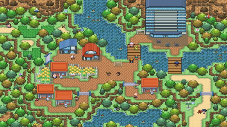 Pokemon City Builder for Windows 8 and 8 1