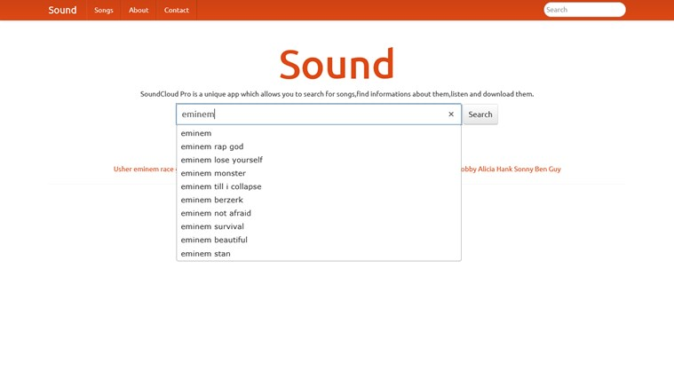 SoundCloud Pro for Windows 8 and 8 1