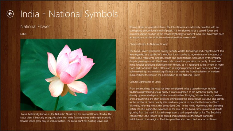 India National Symbols For Windows 8 And 81