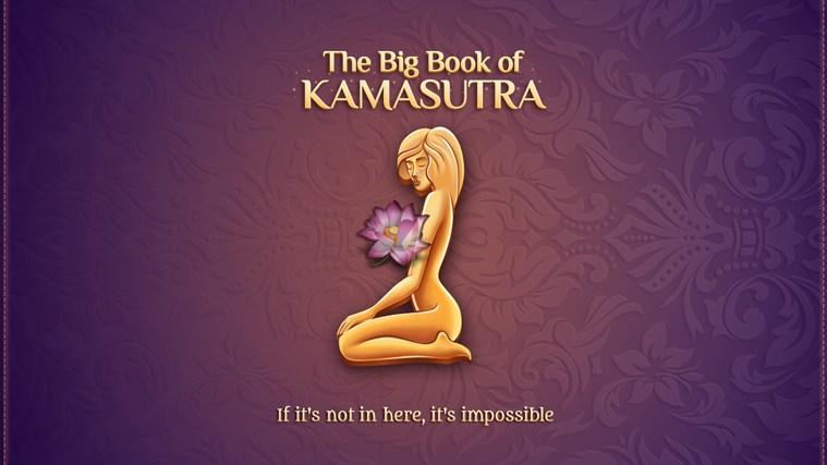 The Big Book Of Kamasutra For Windows 8 And 81-5557