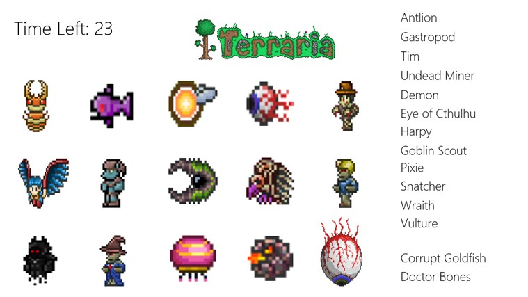 how to change name in terraria
