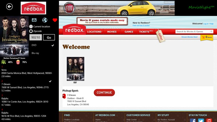 · Watch & play smarter with the Redbox app. Reserve movies & games for pickup at your favorite Redbox location or watch movies & TV shows right now with Redbox On Demand/5(K).