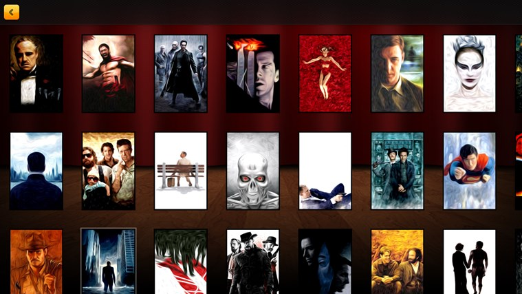 Movie Quiz Game - Guess Movie Posters for Windows 8 and 8 1