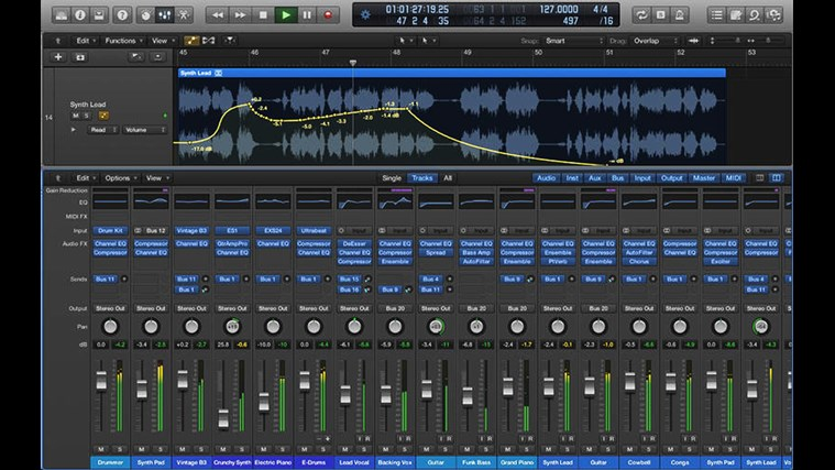 making beats in logic pro x tutorial for windows 8 and 8 1. Black Bedroom Furniture Sets. Home Design Ideas