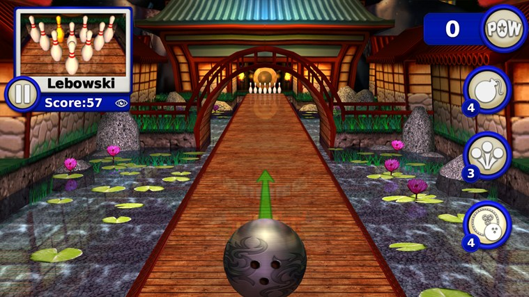 Gutterball Golden Pin Bowling For Windows 8 And 8 1