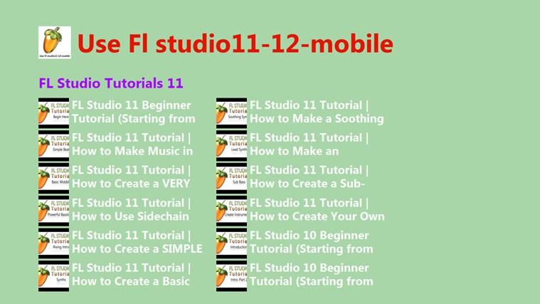 fl studio basic