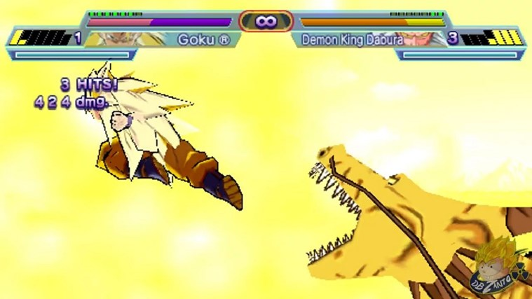 dragon ball z shin budokai 1