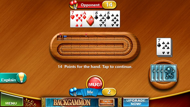 Cribbage Free For Windows 8 And 8 1