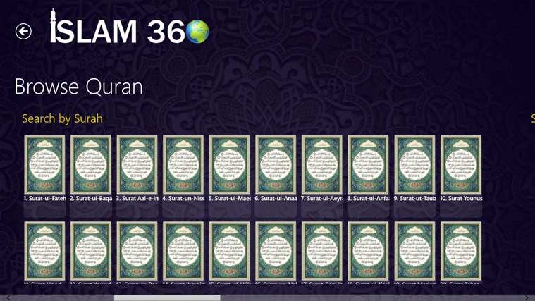 Islam 360 (Universal) for Windows 8 and 8 1