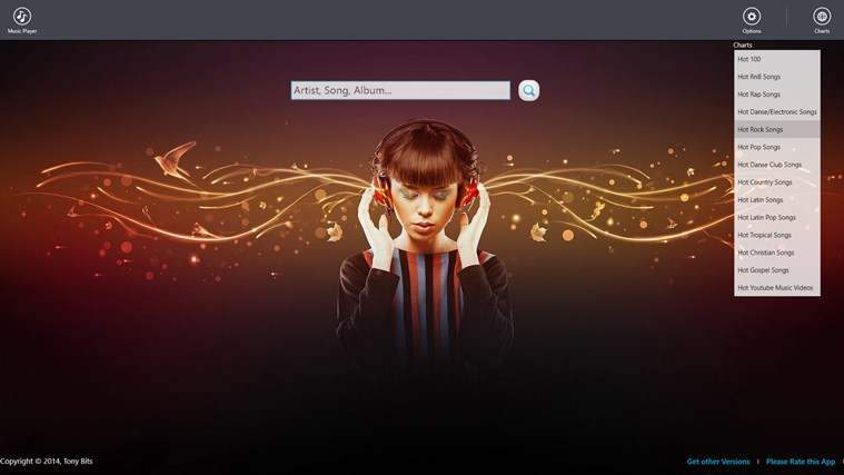 Skull Music Downloader Pro For Windows 8 And 8 1